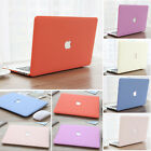 "Cream Lavender Rubberized Matte Case for MacBook Pro 13.3"" A1502 Retina Display"
