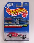 Mattel HOTWHEELS 1:64 Diecast 2000 Treasure Hunt Series SWEET 16™ II  #4/12