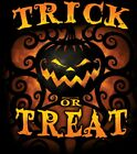 Halloween Shirt, Trick or Treat Shirt -  Jack O Lantern - Party - Small - 5X