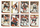 1993-94 UPPER DECK PHILADELPHIA FLYERS Select from LIST SERIES 2 HOCKEY CARDS