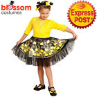 CK963 Deluxe Emma Ballerina Wiggles Book Week Fancy Dress Girls Toddler Costume