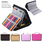 1pc 150 Colored Pencil Case Universal Stationery Bag Drawing Painting HH