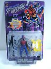 Spider-Man Animated Series Spectacular Techno Wars ToyBiz Action Figures