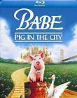 BABE: PIG IN THE CITY NEW BLU-RAY
