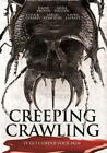 CREEPING CRAWLING NEW BLU-RAY
