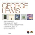 GEORGE LEWIS (CLARINET) - THE COMPLETE REMASTERED RECORDINGS ON BLACK SAINT