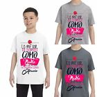 Ish Original Official Youth Love Mom Short Sleeve T-Shirt Cotton Tee
