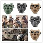 Tactical Military Skull Full Face Mask Hunting Costume Halloween Hot Sales