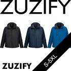 ZUZIFY Mens 3-in-1 Parka with Soft Shell Liner Jacket. KA...