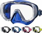 Tusa M-3001 Freedom Tri-Quest Dive Mask - Superior Seal Comfort and Fit