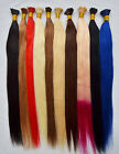 """20""""-26"""" 100S 50g Straight Stick I-Tip Bonded Fusion Remy Human Hair Extensions"""