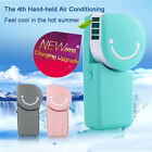 Portable Handheld Mini Desktop Fan Super Mute USB/Battery Operated for Cooling