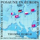 TROMBONE IN EUROPE - HINDEMITH, ET AL USED - VERY GOOD CD