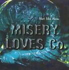 MISERY LOVES CO. - NOT LIKE THEM USED - VERY GOOD CD