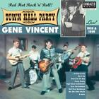 GENE VINCENT - LIVE AT TOWN HALL PARTY 1958/1959 NEW VINYL RECORD