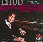 EHUD ASHERIE - WELCOME TO NEW YORK * NEW CD