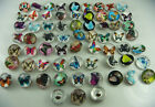 Mix diy charm Chunks series for Snap Button Chunks charm Wholesale 18mm p7