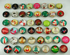 Mix diy charm Chunks series for Snap Button Chunks charm Wholesale 18mm p22