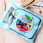 100pcs Self Adhesive Cookie Small Candy Bags Cellophane Christmas Gift Bags