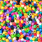 Wholesale 1000pcs HAMA/PERLER Beads for GREAT Kids Fun DIY Craft  Colorful 2.6mm