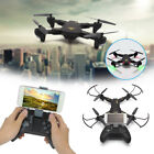 VISUO XS809HW WIFI With Camera High Hold Mode Foldable 2.4G 6-Axis RC Quadcopter