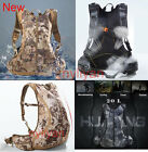 20L Tactical Outdoor Hunting Camouflage Backpack Sports Cycling Watweproof Bag