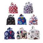 Clourful Dolls Schoolbag Backpack Accessories for 18'' Amrican Girl Doll Gift #