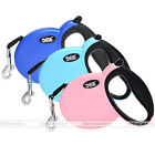 1x Automatic Retractable Pet Dog Strong Extending Leash Lead Strap Rope Fashion