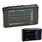 Portable DS203 LCD 4-CH Digital Oscilloscope 8MB Memory 72MSa/s Handheld Scope