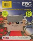 EBC FA314SV SV Series Severe Duty Brake Pads (Made In USA)