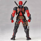 NEW Marvel Legend X-men No.001 DEADPOOL Action Figure Revoltech Kaiyodo Verison