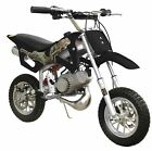 Kids Beginner Bike 49cc COOLSTER 2 Stroke Gas Motor Dirt Bike Mini DB49A