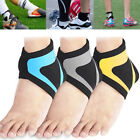 Newly Ankle Support Brace Comfy Fitness Protective Heel Strap Pain Relief Guard