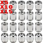 15pcs Smok TFV8 Baby Coil Head Cloud Beast Replacement For V8 Baby T8 X4 Q2 Lot