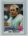 1975 TOPPS TERRY BRADSHAW #461 EX-EX+ PITTSURGH STEELERS HOFER