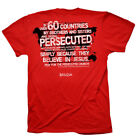 Kerusso Persecuted Church Adult SS T-shirt