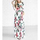 Best Beach Dresses - US Women BOHO Floral Print Beach Dress Lady Review