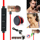 Red -Li56 Magnetic Bluetooth Handsfree Headset Earphone For Cell Phone Oppo /HTC