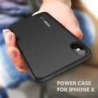 Ultra Slim External Battery Power Case Charger Charging Cover US 3500mAh 5000mAh