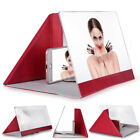 Foldable 12'' Phone Screen Magnifier HD Expander w/ PU Holder Stand Universal 3D