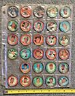 1964/1971 VINTAGE BASEBALL COINS LOT (29) W/STARS MOSTLY 1971 BENCH+++