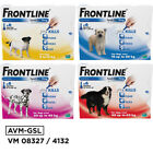 Frontline Spot On Flea & Tick Treatment for Dogs DISPATCHES FROM UK AVM-GSL