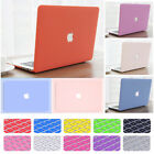 "3in1 Cream Lavender Ultra-Thin Matte Case Shell for MacBook Air Pro 11"" 13"" 15"""