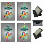 Merry Christmas Christmas Decorations Universal Leather Case For Samsung Tablets