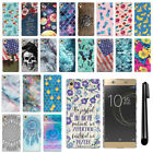 "For Sony Xperia XA1 Ultra 6"" HARD Protector Back Case Phone Cover + PEN"