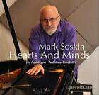 MARK SOSKIN - HEARTS AND MINDS USED - VERY GOOD CD