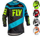 Fly Racing 2018 F-16 Motocross Jersey MX F16 Quad Dirt Bike ATV Shirt GhostBikes