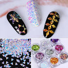 AB Color 3D Nail Art Decoration  Chameleon Iridescent  Flakies
