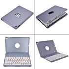 Foldable Wireless Bluetooth Keyboard Folios Case Cover For iPad Pro/Air 9.7""