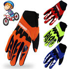 New Brand Kids Junior Child Gloves Cycling Running Scooter Horse Riding Skating